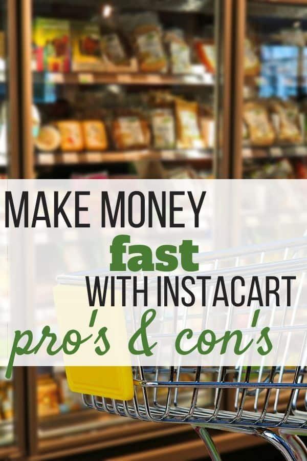 How to Start Making Money as an Instacart Shopper