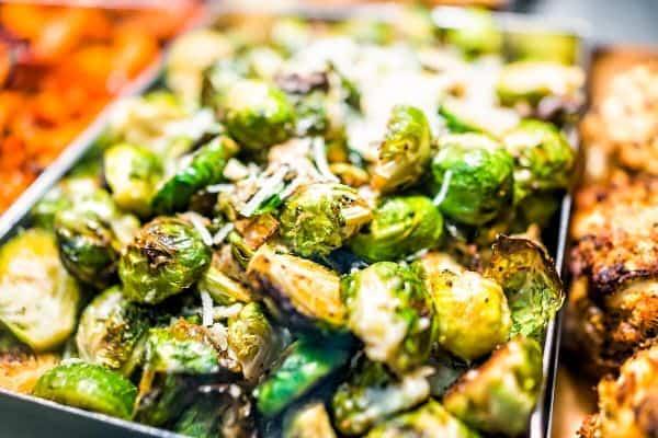 low calorie vegetarian food